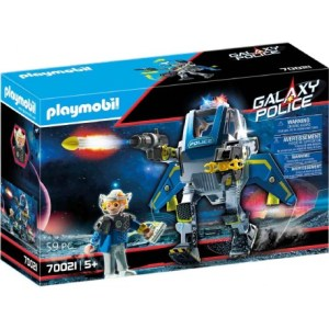 Galaxy Police-Roboter | Playmobil