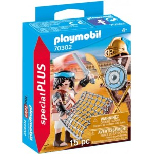 Gladiator mit Waffenständer | Playmobil