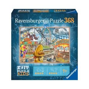 AT EXIT KIDS Siggiland 368p-Exit Puzzles | Ravensburger Spielverlag