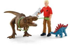 Tyrannosaurus Rex Angriff | Schleich