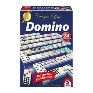 Classic Line, Domino, mit ext | S.S.F. Schmidt Spiele