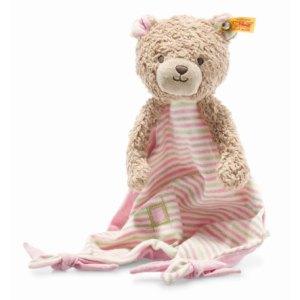 Teddyb. Rosy Schmusetuch 28 r | Steiff