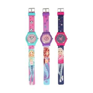 TOPModel Silikon-Armbanduhr | Depesche