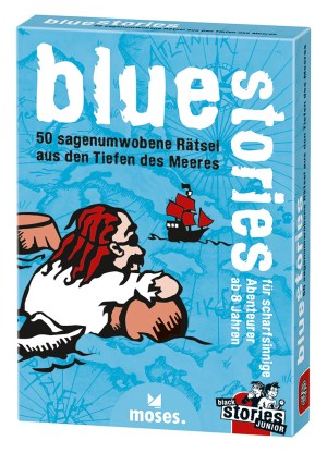 blue stories | Moses