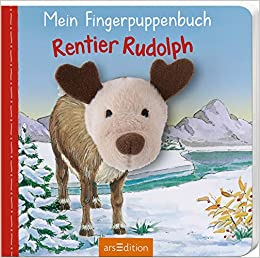 Fingerpuppenb.: Rentier   Ars Edition
