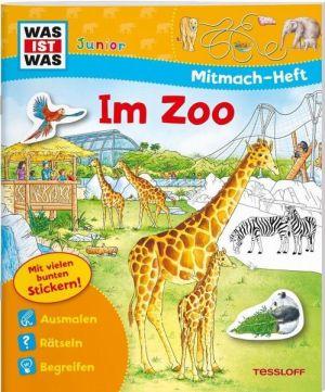 WAS IST WAS Junior Mitmach-He   Tessloff Verlag