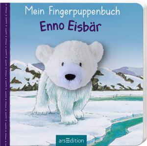 Fingerpuppenb.: Eisbär   Ars Edition
