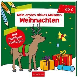 DickesMalb. Weihnachten   Ars Edition