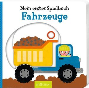 Mein erstes Spielb.: Fahrz   Ars Edition