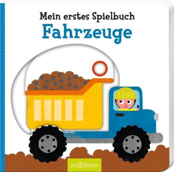 Mein erstes Spielb.: Fahrz | Ars Edition