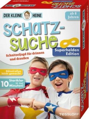Der kleine Heine. Schatzsuche | Tessloff Verlag