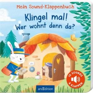 Sound-Klappenb.: Klingel | Ars Edition