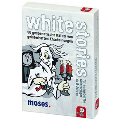 white stories | Moses