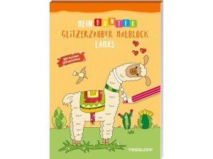 Mein bunter Glitzerzauber-Mal   Tessloff Verlag