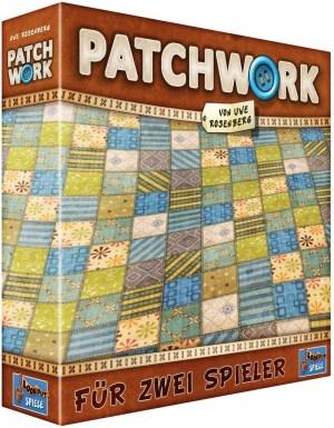 Patchwork (deutsch) | Pegasus Spiele