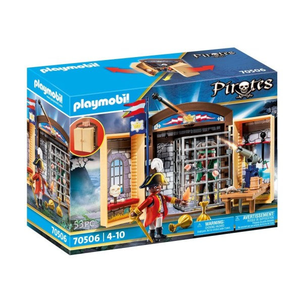 Spielbox Piratenabenteuer | Playmobil