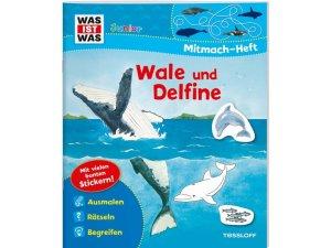 WAS IST WAS Junior Mitmach-He | Tessloff Verlag