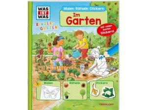 WAS IST WAS Kindergarten Male | Tessloff Verlag