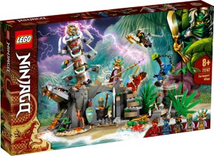Lego 71747 Lego Ninjago Das Dorf der Wächter   Lego