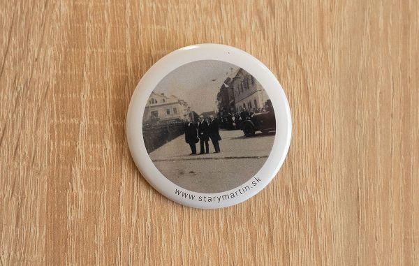 Odznak 56mm – Masaryk