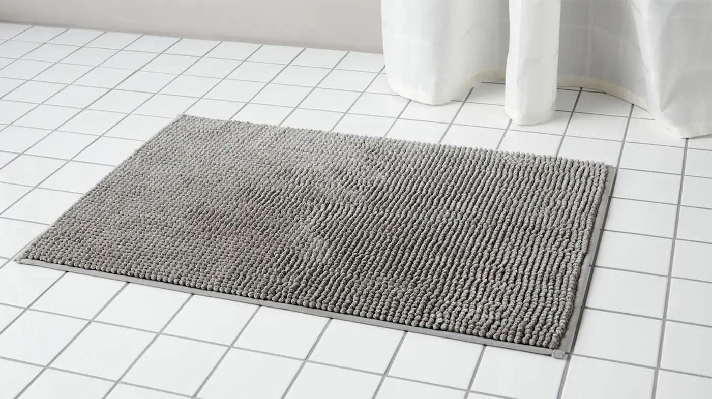tapis de bain et de douche ikea