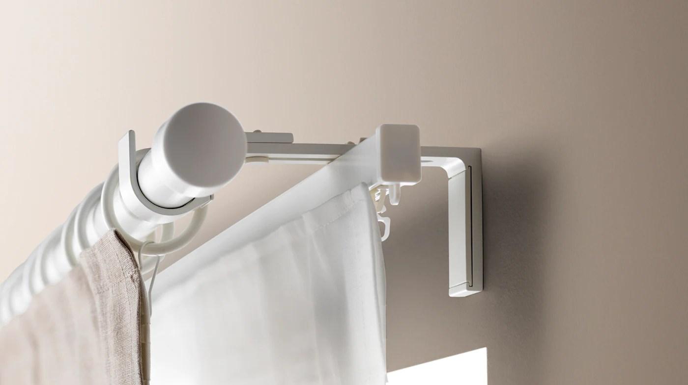 curtain rails holders tie backs