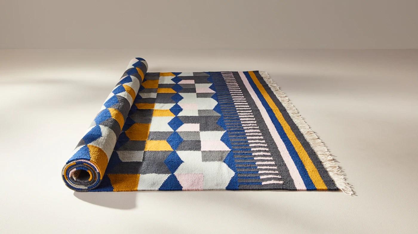 moderne teppiche in vielen farben