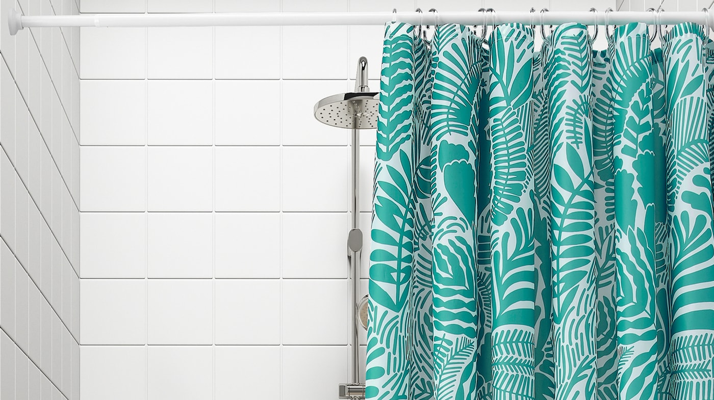 shower curtains rods hooks rings ikea