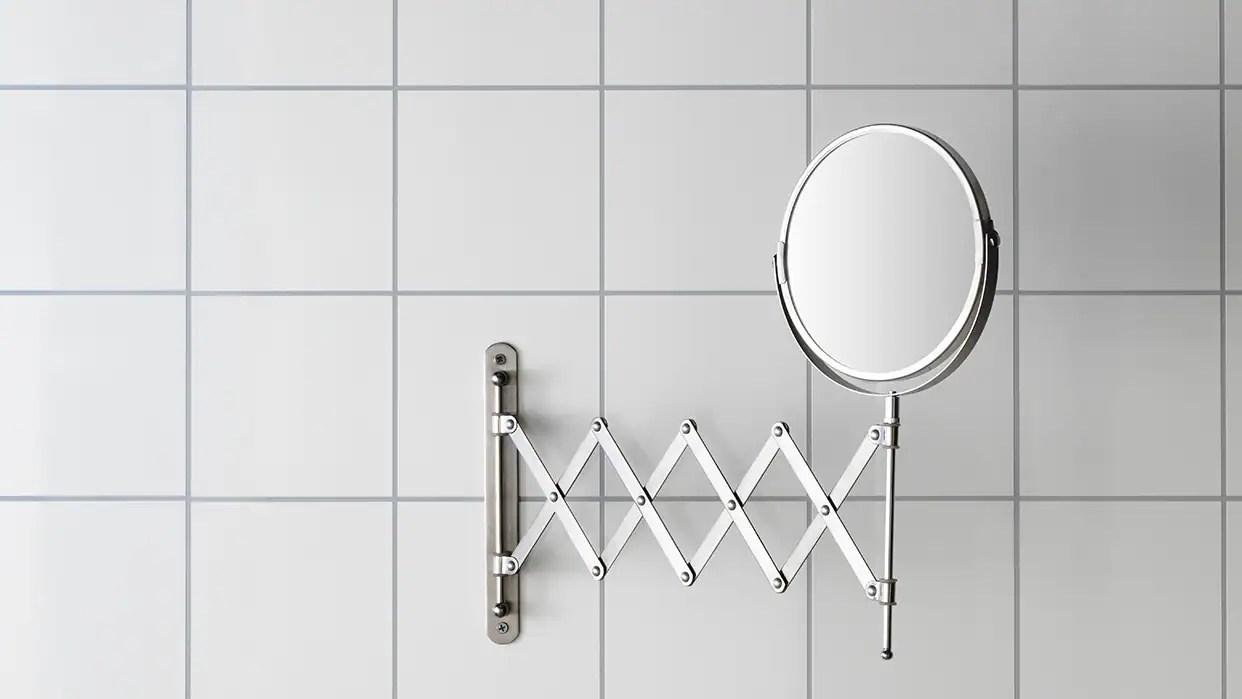 Miroir Grossissant Pour Salle De Bain Ikea