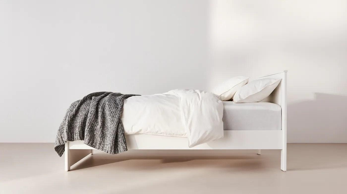 tous les lits et structures de lit ikea