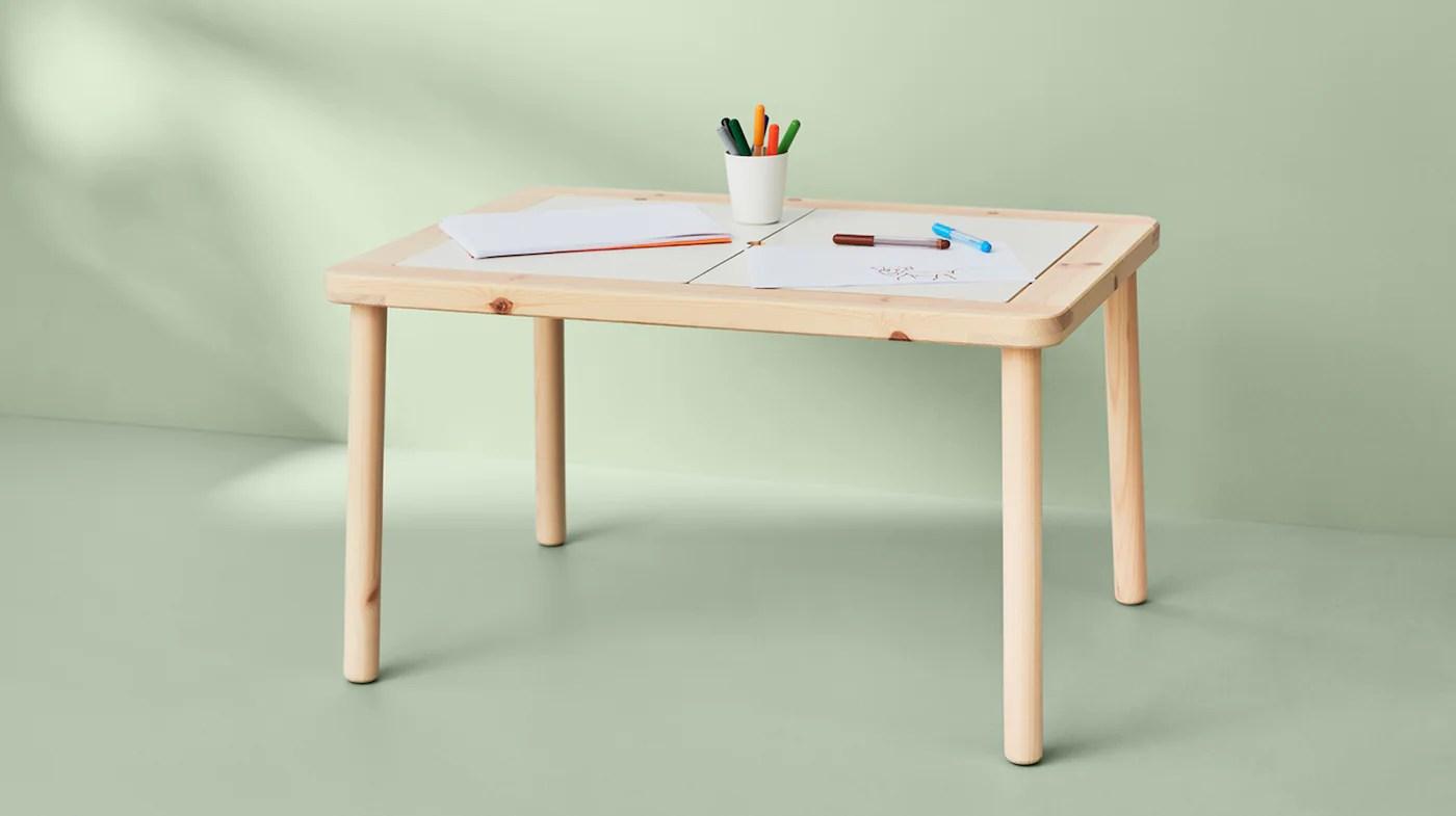 tables pour enfants ikea
