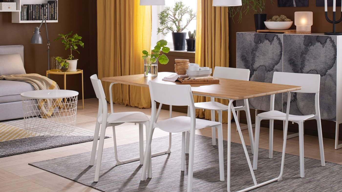 Get Ikea Dining Table Chairs Gif