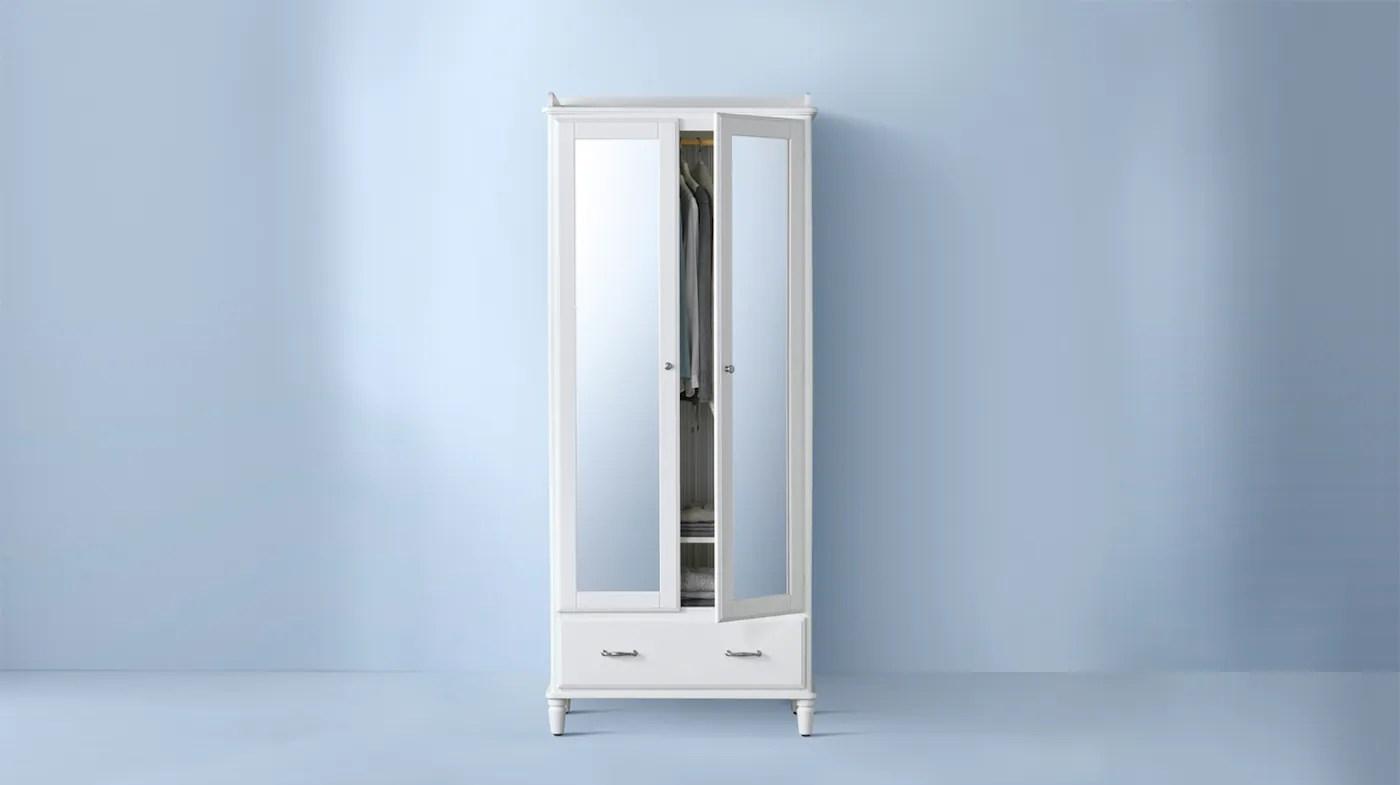 Armoires A Portes Miroir Ikea