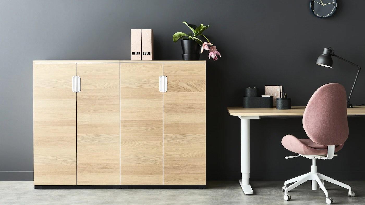 Meubles De Rangement Bureau Ikea