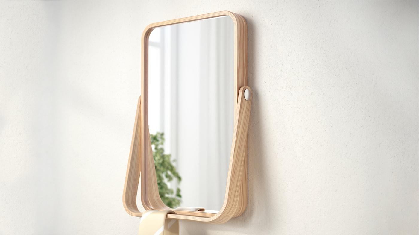 miroirs muraux ikea