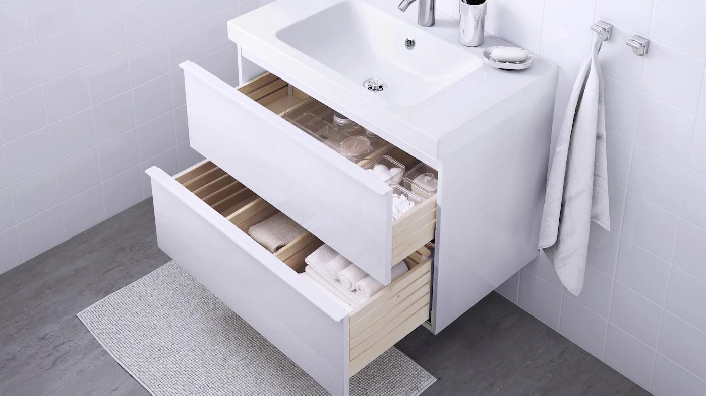 meubles et accessoires de salle de