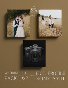 Poduct Picture LUT Pack 1 & 2 - Profile