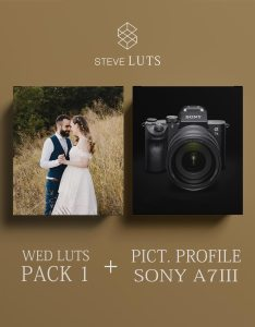 Poduct Picture LUT Pack 1 - Profile