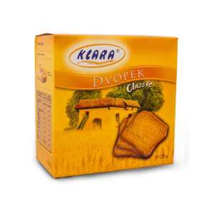 Dvopek Classic 225g, Klara
