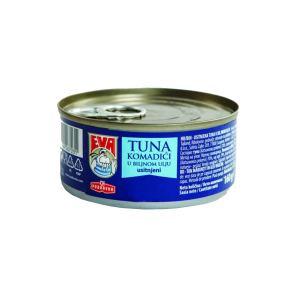 Eva Tuna komadići u biljnom ulju usitnjeni 160g