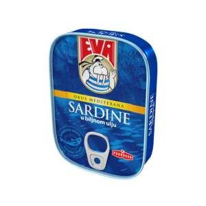 Eva sardine u biljnom ulju 115g
