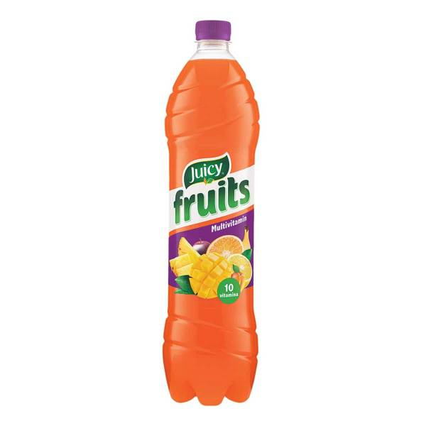 Juicy Fruits multivitamin 1,5L