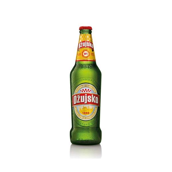 Ožujsko svijetlo pivo 0,33L