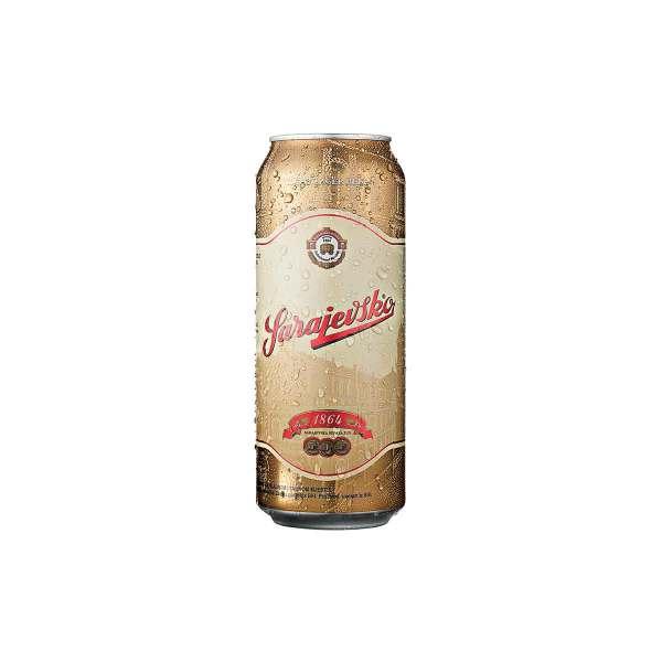 Sarajevsko pivo 0,5L lim.