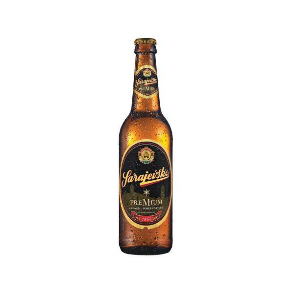 Sarajevsko premium pivo 0,5L