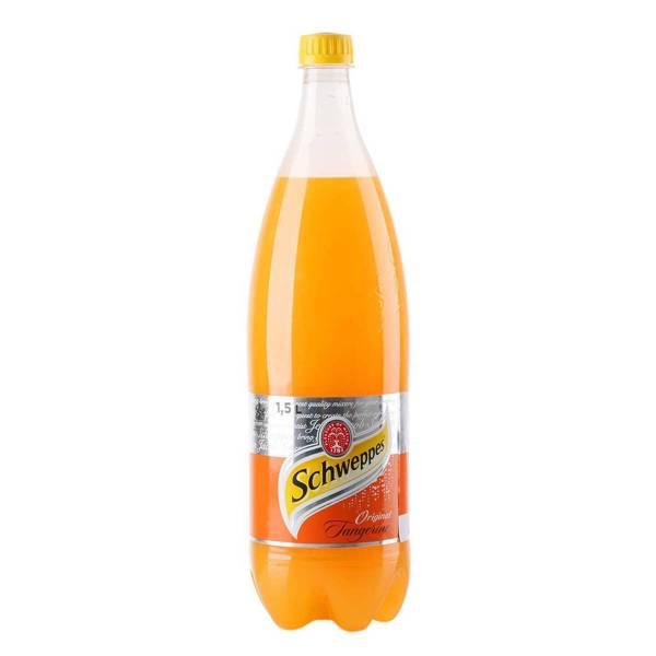 Schweppes Tangerine 1,5L, PET