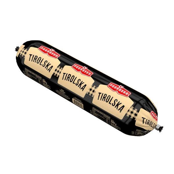 Tirolska kobasica 2kg, Podravka