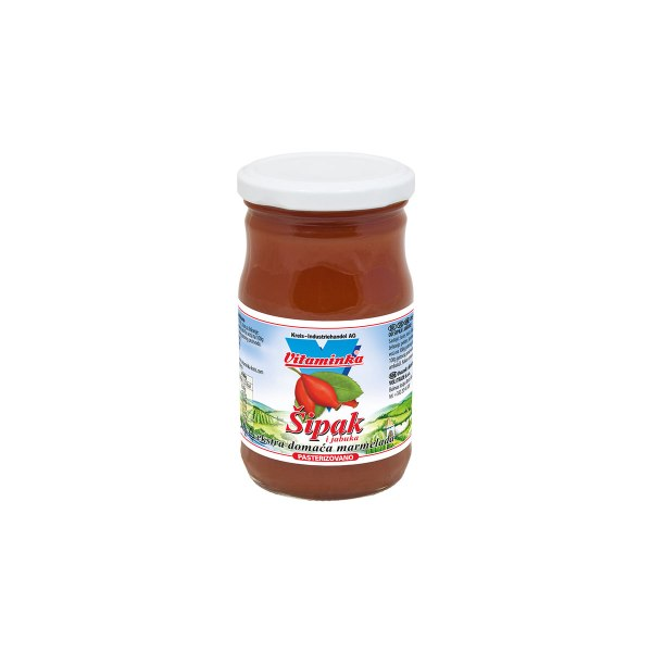 Džem od šipka i jabuke 360g, Vitaminka