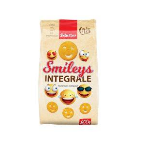 Smileys Integrale čajno pecivo 400g