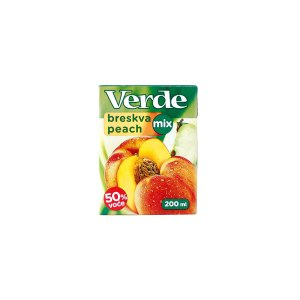 Sok Verde breskva i jabuka nektar 0,2L